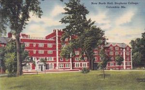 Missouri Columbia Administration Building Stephens College