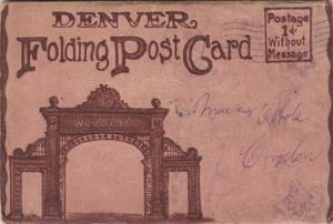 DENVER, Colorado, PU-1914