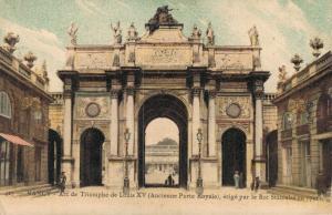France Nancy Arc de Triomphe de Louis 01.88