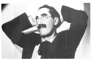 Groucho Marx Unused