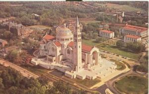 Washington DC ? National Shrine of the Immaculate Concept...