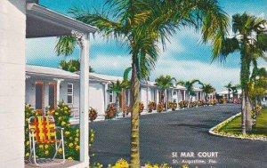 Florida Saint Augustine Si Mar Distinctive Court