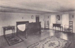 Massachusetts South Sudbury The Longfellow Room Longfellows Wayside Inn Alber...
