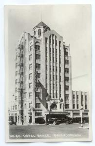 RP of Hotel Baker Baker Oregon OR by W.A.C.O. # 66