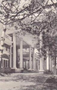 Virginia Luray Entrance To The Mimslyn Hotel OF Distinction Shenandoah Nation...