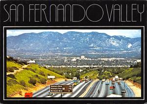 San Fernando Valley - California