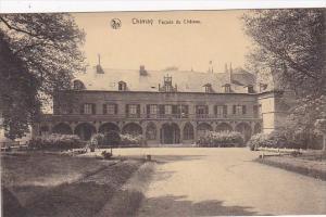 Belgium Chimay Facade de Chateau