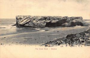 South Africa Cave Rock Durban postcard