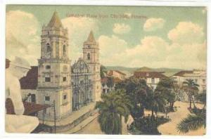 Cathedral Plaza from City Hall,Panama,00-10s