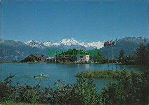 Switzerland Postcard - Crans-Montana     RR8859