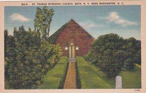 North Carolina Washington Saint Thomas Episcopal Church Bath