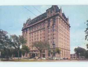 Unused Pre-1980 HOTEL SCENE Winnipeg Manitoba MB B0764