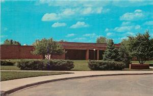 Marion Indiana~Baldwin Center Banquet Hall~Marion College~1960s PC