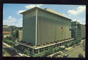 Washington, DC Postcard, National Geographic Headquarters