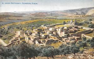 Israel Bethany General view Panorama Village