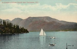 VANCOUVER, British Columbia , 00-10s ; Howe Sound