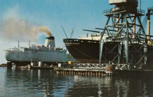 PASCAGOULA , Mississippi , 40-60s; Ships in for Repair