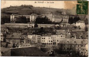CPA  Tulle - Le Lycée  (692211)