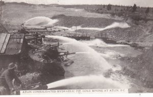 RP: Atlin Consolidated Hydraulic Pit Gold Mining , ATLIN , B.C. , Canada , 00-10