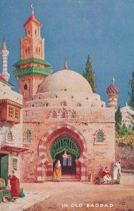 In Old Bagdad Tucks Oilette Charms Of The East Old Postcard