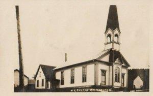 RP: CRAFTSBURY , Vermont, 1900-10s ; M.E. Church