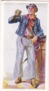 Carreras Vintage Cigarette Card Naval Uniforms No 23 Seaman 1798