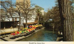 TX - San Antonio, The Riverwalk