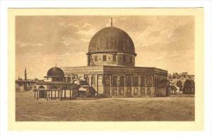 Mosquee d'Omar, Jerusalem , Israel , 00-10s