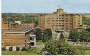 KITCHENER-WATERLOO, Ontario, Canada, 1940-1960´s; Kitchener-Waterloo Hospita...