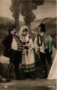 CPA Actors in a Scene THEATER STARS (777880)