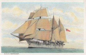 Sailing Vessel , 00-10s : U.S.S. NANTUCKET