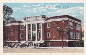Girls High School, Sumter, South Carolina, 10-20s
