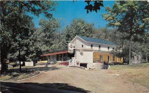 Ohio Postcard ASHLAND Chrome Roadside MOLLY's CHEESE HOUSE