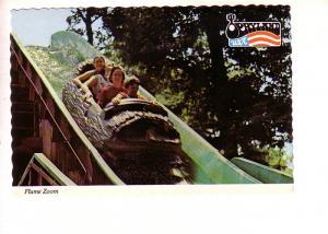 Flume Zoom Amusement Ride, Opryland, Home of American Music, Nashville, Tenne...