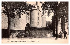 Boulogne-sur-Mer  La  Chateau