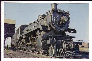 Canadian Pacific Railway Train, Port McNicoll, Ontario