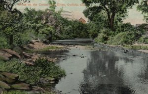 GUTHRIE , Oklahoma, 1910 ; Cottonwood River