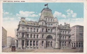 Post Office Boston Massachusetts1926