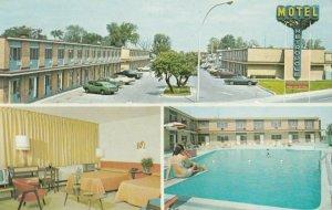 MONTREAL , Quebec, 1960-70s ; Motel Metropole