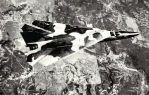 General Dynamics F-111 RPPC Aviation Postcard 02.71