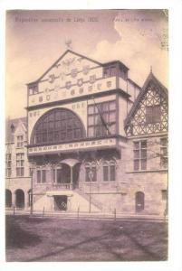 Exposition universelle de Liege, Belgium ,  1905, Palais de l'Art Ancien, PU-...