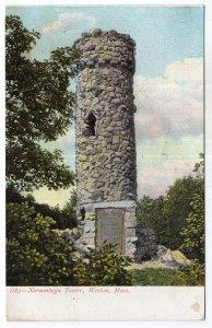Weston, Mass, Norumbega Tower