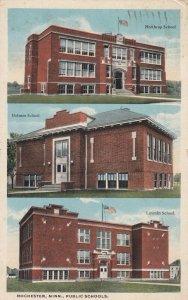 ROCHESTER, Minnesota, 1920 ; Public Schools