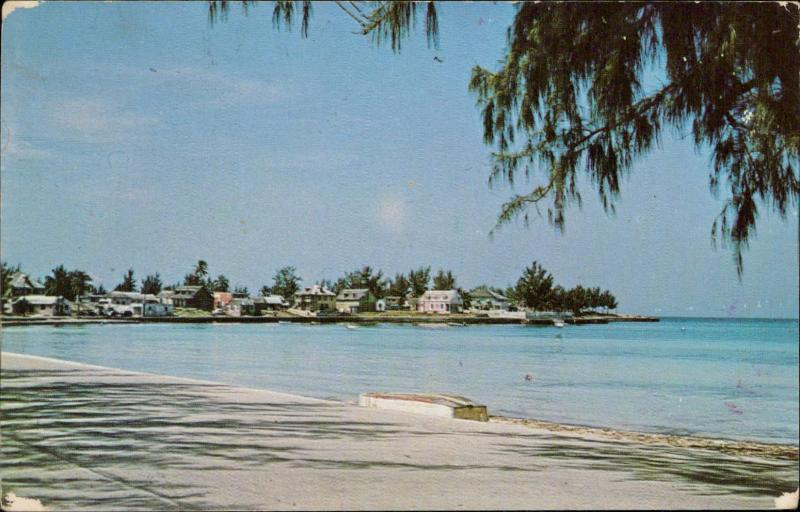Cupid Cay Governor's Harbour Eleuthera Bahamas colonial architecture