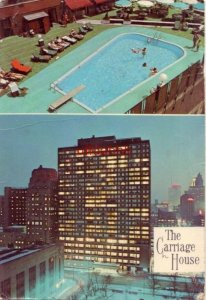 Continental THE CARRIAGE HOUSE CHICAGO, IL rooftop pool