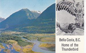 Canada Lush Coastal Valley Bella Coola Columbia