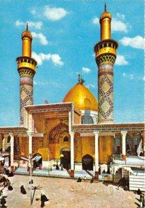 us7567 iraq kerbela hadhrat al abbas mausoleum   irak
