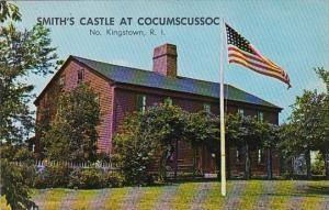 Rhode Island North Kingstown Smith's Castle At Cocumscussoc U S Route 1