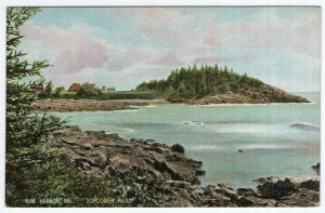 Bar Harbor, Me, Schooner Head