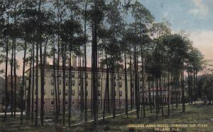 DELAND , Florida , PU-1918; College Arms Hotel